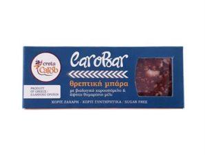Θρεπτική Μπάρα με χαρουπόμελο Creta Carob