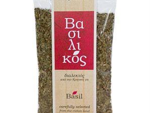 Βασιλικός ΗΛΙΟΣΤΑΣΙΟ Κρητικά βότανα 40γρ