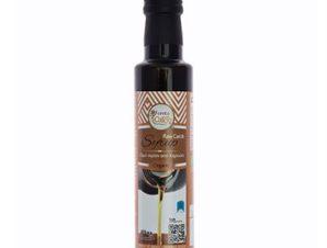 Ωμό Βιολογικό Χαρουπόμελο Creta Carob 350γρ Γυάλινο μπουκάλι