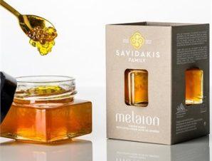 Melaion – Gourmet Κρητικό μέλι εμπλουτισμένο με έξτρα παρθένο ελαιόλαδο Σητείας 150gr