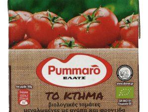 Τομάτα Passata Βιολογική 500 gr