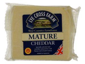 Τυρί Ημίσκληρο Cheddar 200g