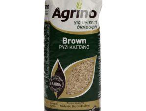 Ρύζι Brown Ελληνικό 500 gr