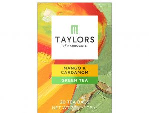 Τσάι Πράσινο Μάνγκο & Κάρδαμο 20×1.5g