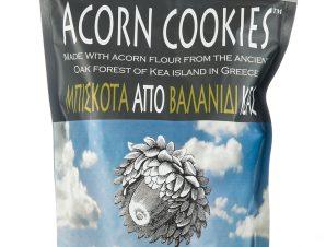 """Μπισκότα βελανιδιού Κέας """"Αcorn Cookies"""" 300g>"""