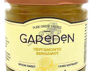 """Γλυκό του κουταλιού περγαμόντο """"Gareden"""" 310g>"""