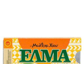 """Τσίχλα «Έλμα» χωρίς ζάχαρη, Χίου """"Ένωση Μαστιχοπαραγωγών Χίου"""" 13g >"""