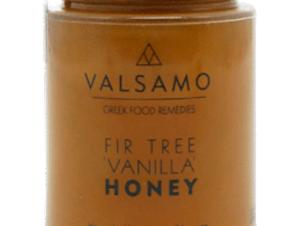 """Μέλι ελάτης βανίλια, Λακωνίας """"Valsamo"""" 460g>"""
