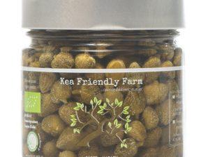 """Βιολογικός ανθός κάπαρης Κέας """"Kea Friendly Farm"""" 230g>"""