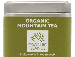 """Βιολογικό τσάι του βουνού Αρκαδίας """"Organic Islands"""" 20g>"""