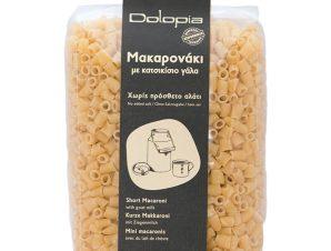 """Μακαρονάκι με κατσικίσιο γάλα, Φθιώτιδας """"Dolopia"""" 500g>"""