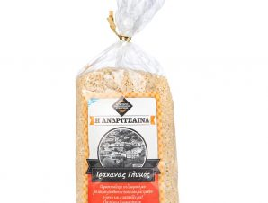 """Παραδοσιακός γλυκός τραχανάς, Ηλείας """"Ανδρίτσαινα"""" 500g>"""