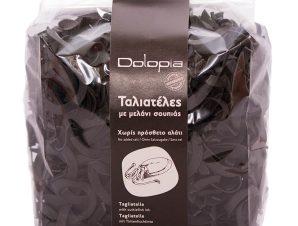 """Ταλιατέλες με μελάνι σουπιάς, Φθιώτιδας """"Dolopia"""" 360g>"""