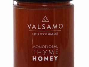 """Μέλι θυμαρίσιο Λακωνίας """"Valsamo"""" 460g>"""