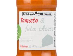 """Παραδοσιακή σάλτσα τομάτας & φέτας """"Simply Greek"""" 280g>"""